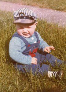Christian Claydon 1974 Ellesmere Port