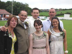 Ria, Dom, Chris, Choe, Nell, Hinnie 2010