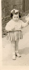 Eileen Walke 1945 (2 years)