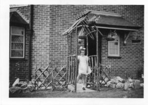 Eileen Walke Bedford 1952