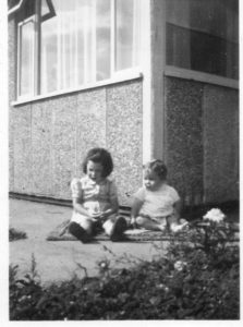 Eileen and Eric Elstow 1944