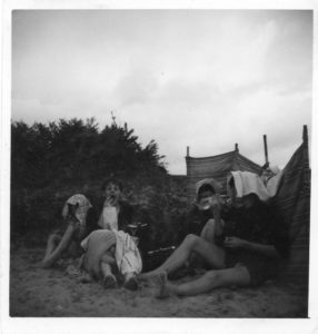 Eric and friends Swanage 1960ish
